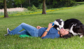 How Dogs Can Help You Overcome PTSD