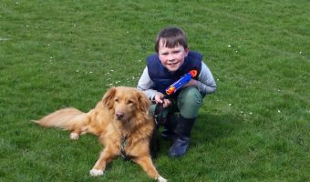 Why Every Child Should Know at Least One Dog